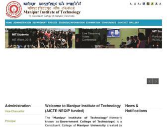 mitimphal.in screenshot