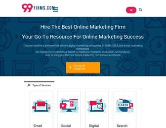 99firms.com screenshot