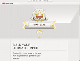 kingdoms.com screenshot