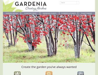 gardenia.net screenshot