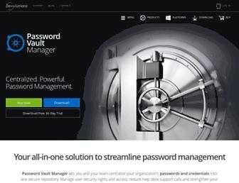 password.devolutions.net screenshot
