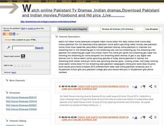 dramas161.rssing.com screenshot