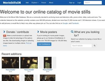 Thumbshot of Moviestillsdb.com