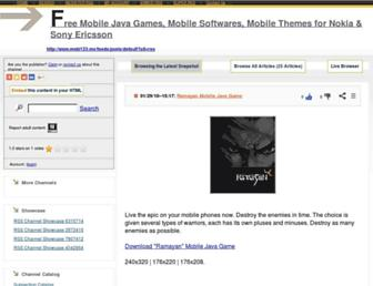 softwares106.rssing.com screenshot