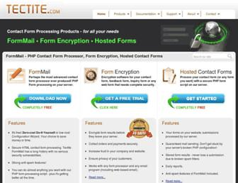 Thumbshot of Tectite.com