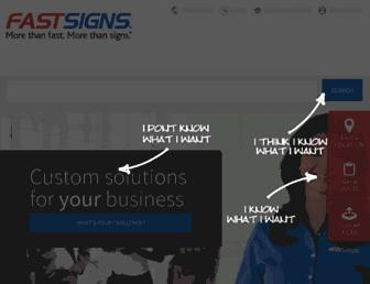 Thumbshot of Fastsigns.com