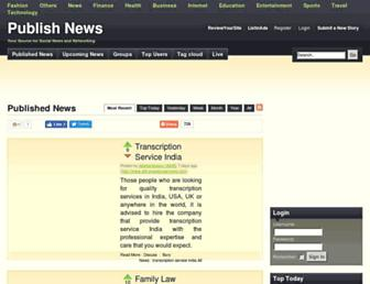 Thumbshot of Localnews24by7.com