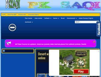 pksaqi.blogspot.com screenshot