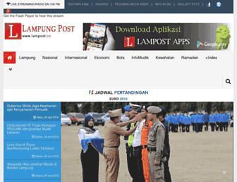 Thumbshot of Lampost.co
