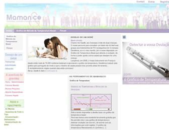 Thumbshot of Mamanandco.com.pt