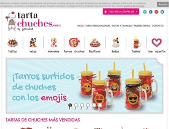 tartachuches.com screenshot