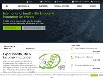 william-russell.com screenshot