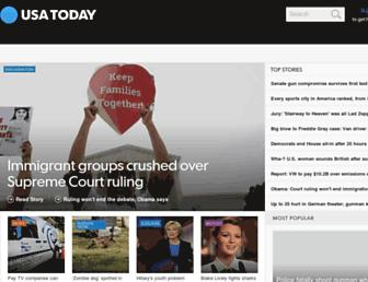 usatoday.com screenshot