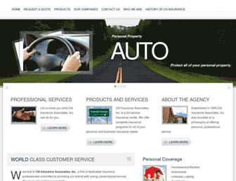 cninsurance.com screenshot