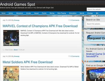 androidgamesspot.com screenshot