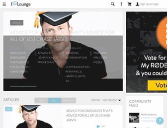 slrlounge.com screenshot