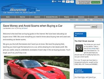 carbuyingtips.com screenshot