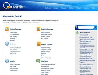 xentrik.net screenshot