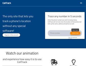 celltrack.eu screenshot