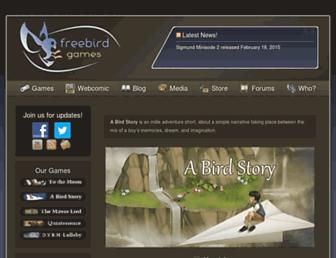 Thumbshot of Freebirdgames.com