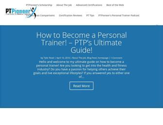 ptpioneer.com screenshot