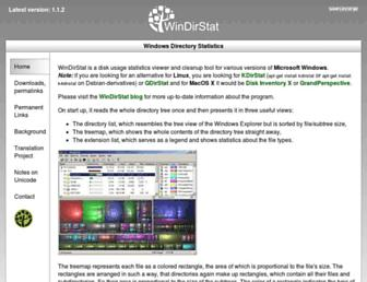 windirstat.net screenshot