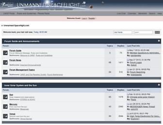 Thumbshot of Unmannedspaceflight.com