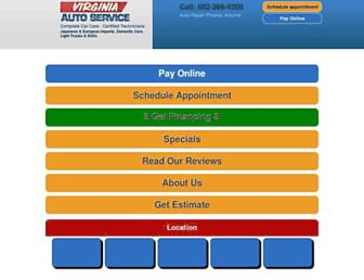 automotiverepairphoenix.com screenshot