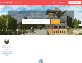 studentcrowd.com screenshot
