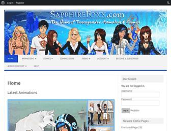 Thumbshot of Sapphirefoxx.com