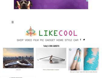 Thumbshot of Likecool.com