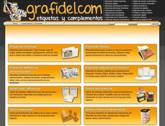 grafidel.com screenshot