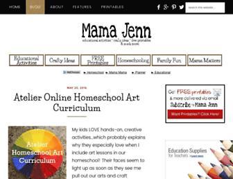 Thumbshot of Mamajennblogs.com