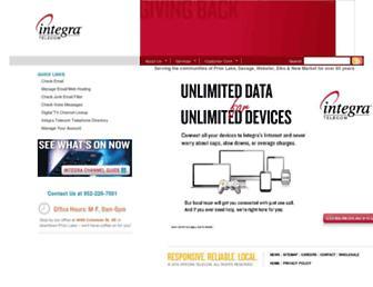 getintegra.com screenshot