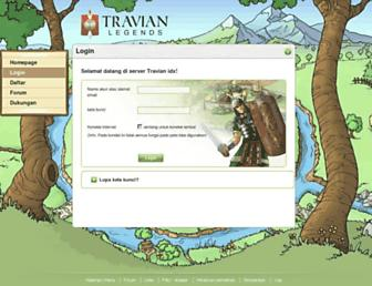tx3.travian.co.id screenshot