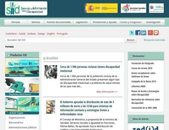 sid.usal.es screenshot