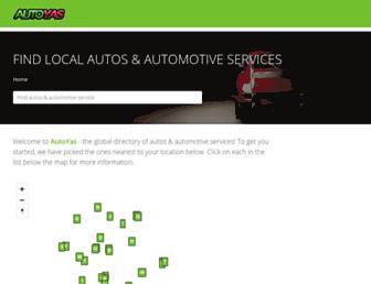 autoyas.com screenshot
