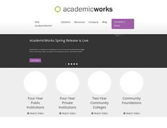 Thumbshot of Academicworks.com