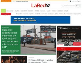 lr21.com.uy screenshot