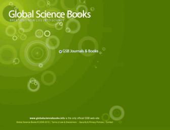 globalsciencebooks.info screenshot