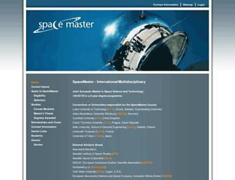 spacemaster.eu screenshot