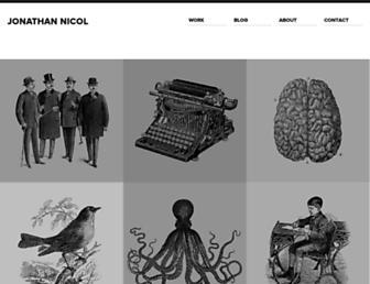 Thumbshot of Jonathannicol.com