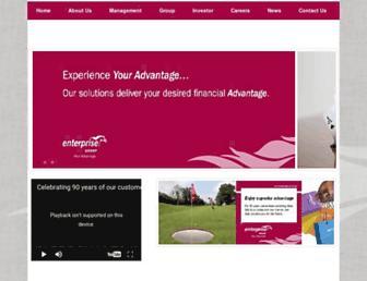 enterprisegroup.net.gh screenshot