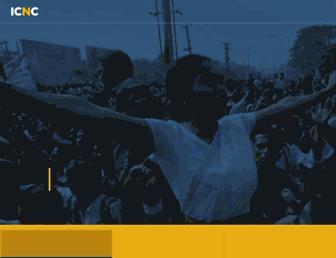 nonviolent-conflict.org screenshot