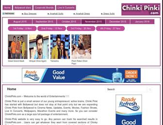 chinkipinki.com screenshot