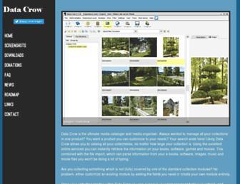 datacrow.net screenshot