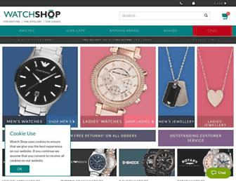 Thumbshot of Watchshop.com