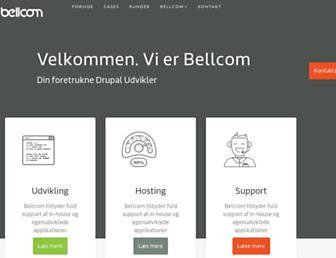 Thumbshot of Bellcom.dk