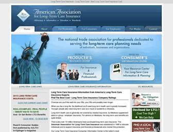 aaltci.org screenshot