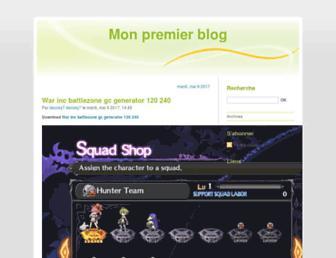 decoky7.blog.free.fr screenshot